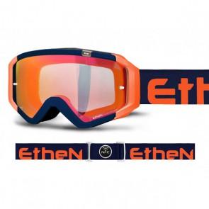 ETHEN 05 ZEROCINQUE - TOP DONKER BLAUW/ORANJE
