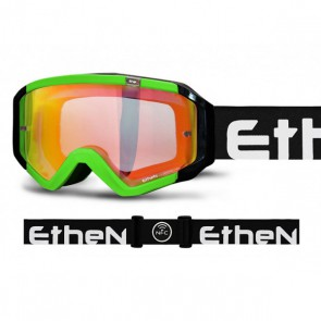 ETHEN 05 ZEROCINQUE - TOP FLUO GROEN/ZWART