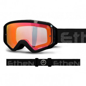 ETHEN 05 ZEROCINQUE - TOP ZWART/GLITTER ANTRACIET