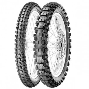 PIRELLI SCORPION MX HARD 486 REAR 100/90 - 19