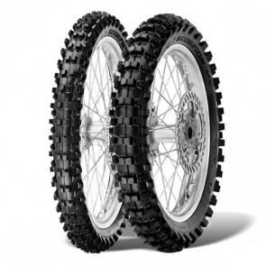 PIRELLI SCORPION MX MID-SOFT MXMS 32 REAR 100/90 - 19