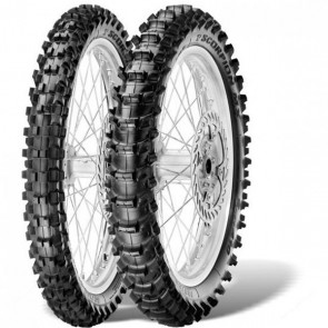 PIRELLI SCORPION MX SOFT 410 REAR 110/90 - 19