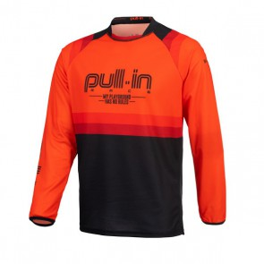PULL IN CROSS SHIRT - MASTER ORANJE V2