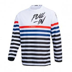 PULL IN CROSS SHIRT - ORIGINAL MARINIERE