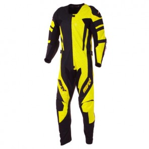 MVD RACEWEAR PRO-S1 SUPERMOTO PAK - ZWART / FLUO GEEL