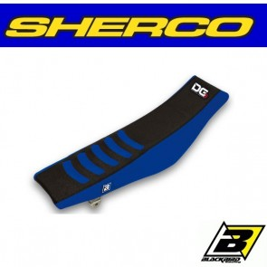 BLACKBIRD DOUBLE GRIP 3 ANTI-SLIP ZADELOVERTREK - SHERCO