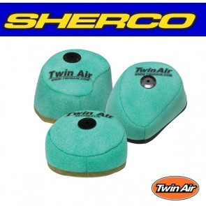 TWIN AIR PRE-OILED LUCHTFILTER - SHERCO