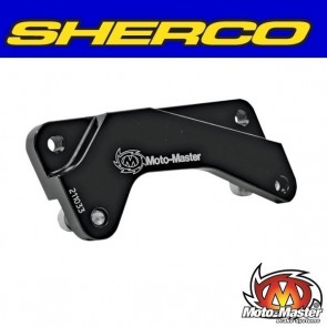 MOTOMASTER 320MM RACING REMKLAUW ADAPTER - SHERCO