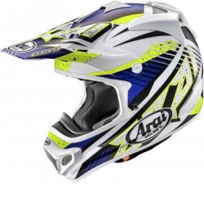 ARAI MX-V - SLASH BLUE