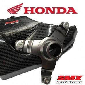 SMX Racing Carbon Air Scoop bracket adapter HONDA