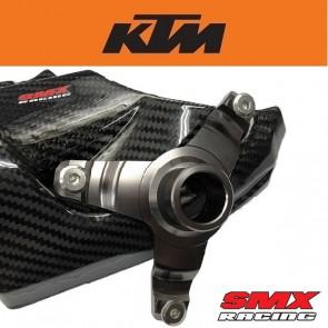SMX Racing Carbon Air Scoop bracket adapter KTM