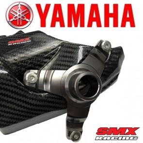 SMX Racing Carbon Air Scoop bracket adapter YAMAHA