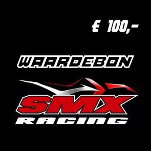 SMX RACING WAARDEBON €100,-