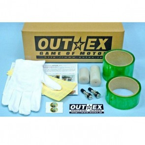 Outex tubeless kit tape supermoto wheels supermotard wielen