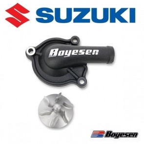 BOYESEN SUPERCOOLER WATERPOMP KIT - SUZUKI