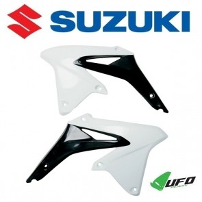 UFO RADIATEUR COVERS - SUZUKI