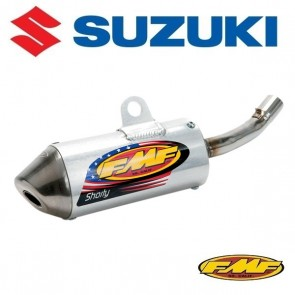 FMF SHORTY 2T UITLAAT - SUZUKI