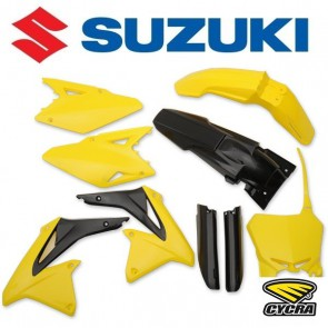 CYCRA POWERFLOW BODYKIT KAPPENSET COMPLEET - SUZUKI