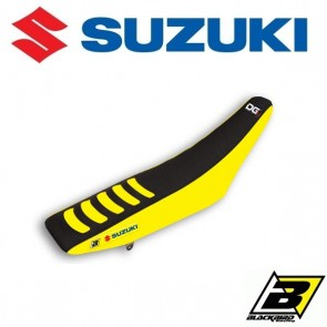 BLACKBIRD DOUBLE GRIP 3 ANTI-SLIP ZADELOVERTREK - SUZUKI