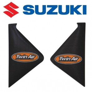 TWIN AIR AIRBOX STICKER - SUZUKI