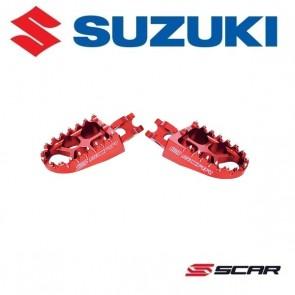 SCAR EVOLUTION RACING VOETSTEUNEN - SUZUKI