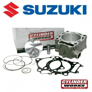 CYLINDER WORKS CILINDER KIT STND/HI-COMP/BIG BORE - SUZUKI
