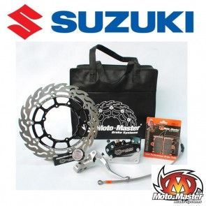 MOTOMASTER FLAME SUPERMOTO RACING KIT 320MM - SUZUKI