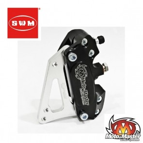 MOTOMASTER SUPERMOTO REMKLAUW + ADAPTER - SWM