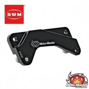 MOTOMASTER 320MM RACING REMKLAUW ADAPTER - SWM
