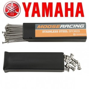 MOOSE RACING RVS SPAAKSET - YAMAHA