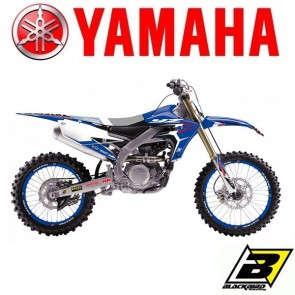 YZF 450 14-17 - DREAM 4 STICKERSET