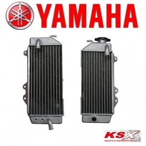 KSX RADIATEUR LINKS / RECHTS / SET - YAMAHA