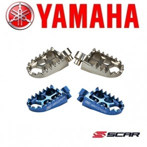 SCAR EVOLUTION RACING VOETSTEUNEN - YAMAHA