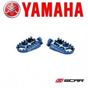 SCAR STANDAARD VOETSTEUNEN - YAMAHA