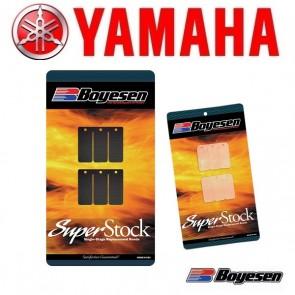 BOYESEN SUPER STOCK MEMBRAANPLAATJES - YAMAHA