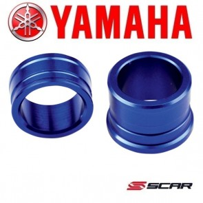 SCAR WIEL SPACERS - YAMAHA