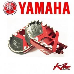 KITE SUPERMOTO VOETSTEUNEN - YAMAHA