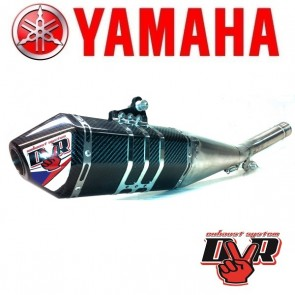 DVR EXHAUST MX/ENDURO - YAMAHA