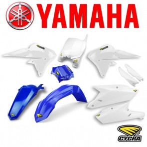 CYCRA POWERFLOW BODYKIT / KAPPENSET COMPLEET - YAMAHA