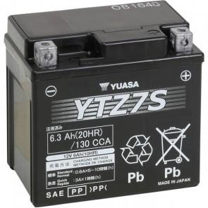YUASA YTZ-7S KANT-EN-KLARE AGM ONDERHOUDSVRIJE ACCU