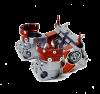 PZ5 COBRA DUBBEL REMSYSTEEM  4 ZUIGERS - SUPERMOTO