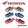 SCAR EVOLUTION RACING VOETSTEUNEN - HONDA