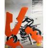 VIBRAM ANTI-SLIP FRAME PADS - KTM