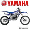 FLU RACING PRO TEAM SERIES 2 PTS2 STICKERSET - YAMAHA