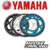 MOOSE RACING DUAL ALUMINIUM ACHTERTANDWIEL - YAMAHA