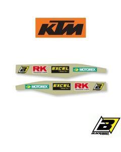 BLACKBIRD ACHTERBRUG STICKERS - KTM