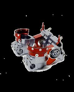 PZ5 COBRA DUBBEL REMSYSTEEM  2 ZUIGERS - MOTOCROSS & ENDURO