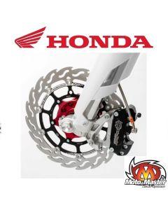 Moto Master motomaster 320mm supermoto racing flame brake disc