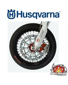 MOTOMASTER 320MM STREET FLAME SUPERMOTO REMSCHIJF VOOR - HUSQVARNA (IT) & >14
