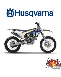 MOTOMASTER REMBLOKKEN COMPOUND 12 - VOOR & ACHTER - HUSQVARNA (IT) & >14